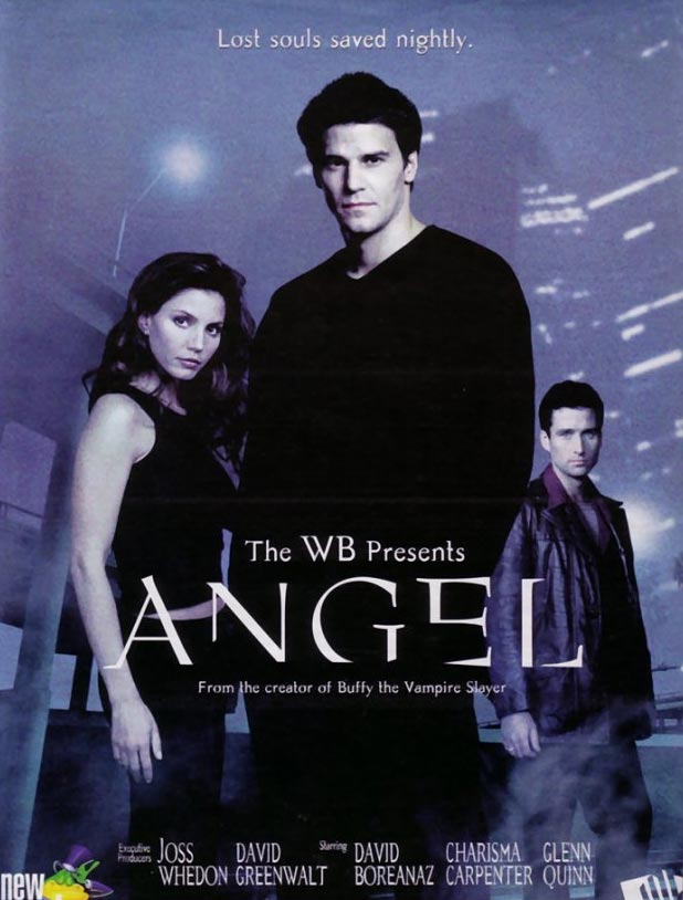 Angel - Season 4