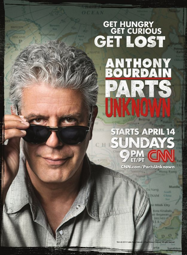 Anthony Bourdain Parts Unknown - Season 4