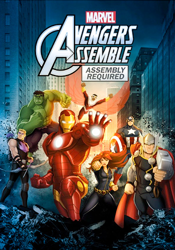 Avenger Assemble - Season 1