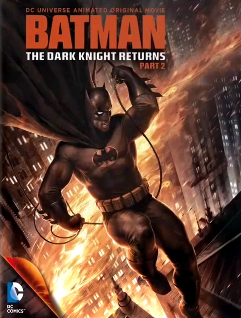 Batman: The Dark Knight Returns Part 2