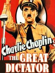 Charlie Chaplin The Great Dictator