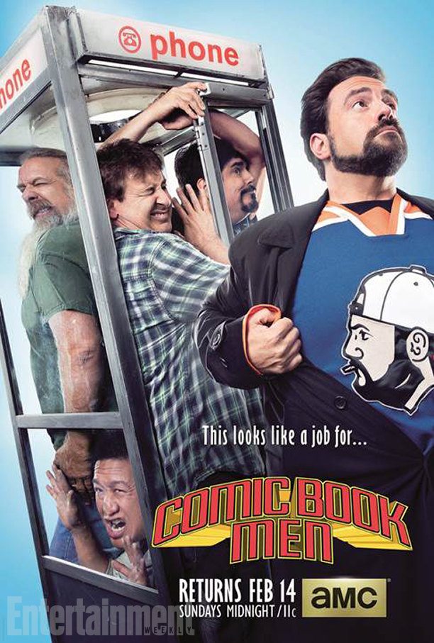 Comic Book Men - Season 5