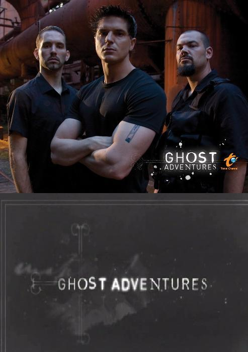 Ghost Adventures - Season 3