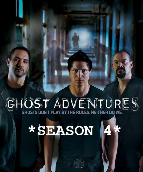 Ghost Adventures - Season 4