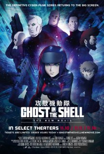 Ghost in the Shell The New Movie