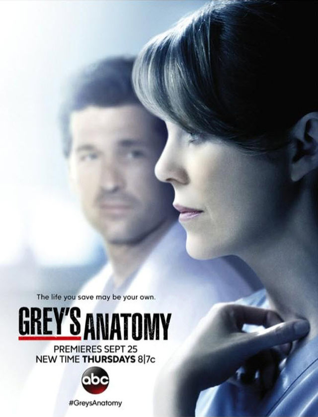 Grey's Anatomy - Season 11