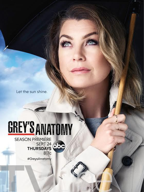 Grey's Anatomy - Season 12