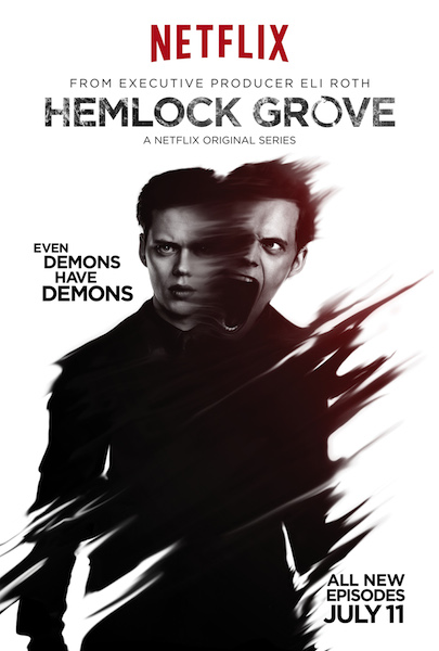Hemlock Grove - Season 2