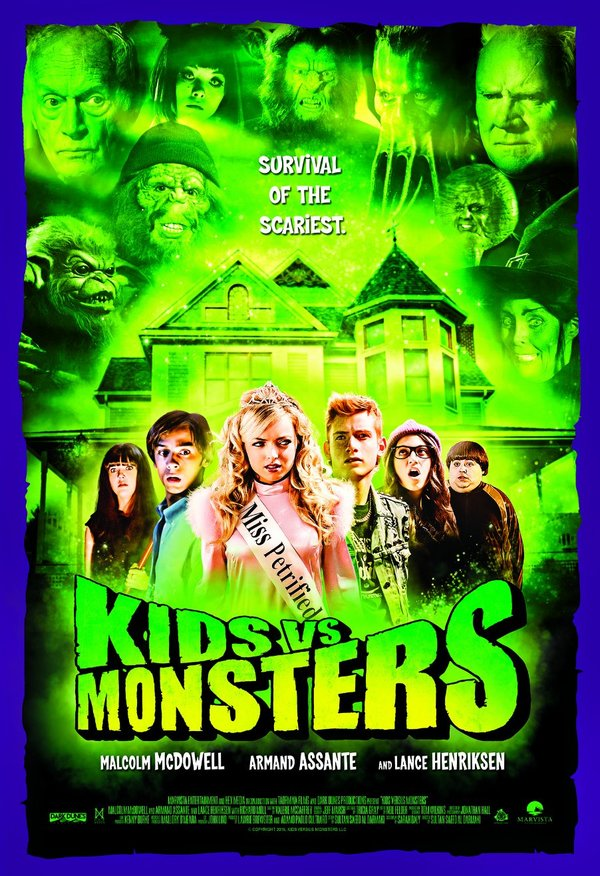 Kids vs Monsters