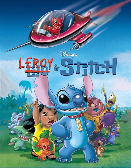 Leroy and Stitch