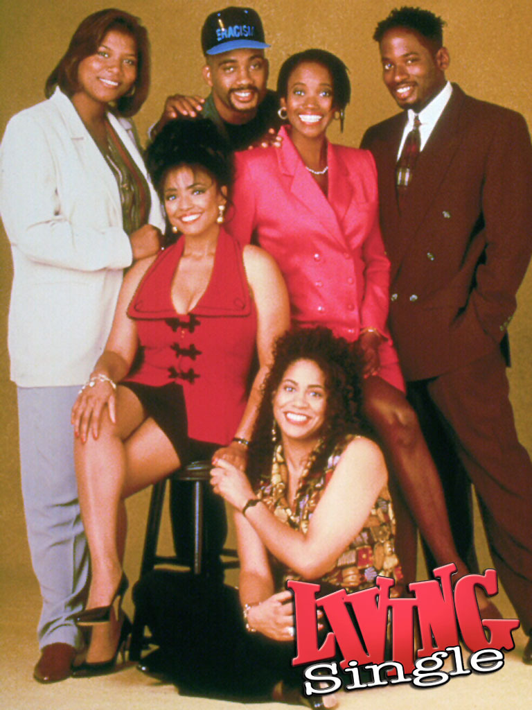Living Single - Season 3