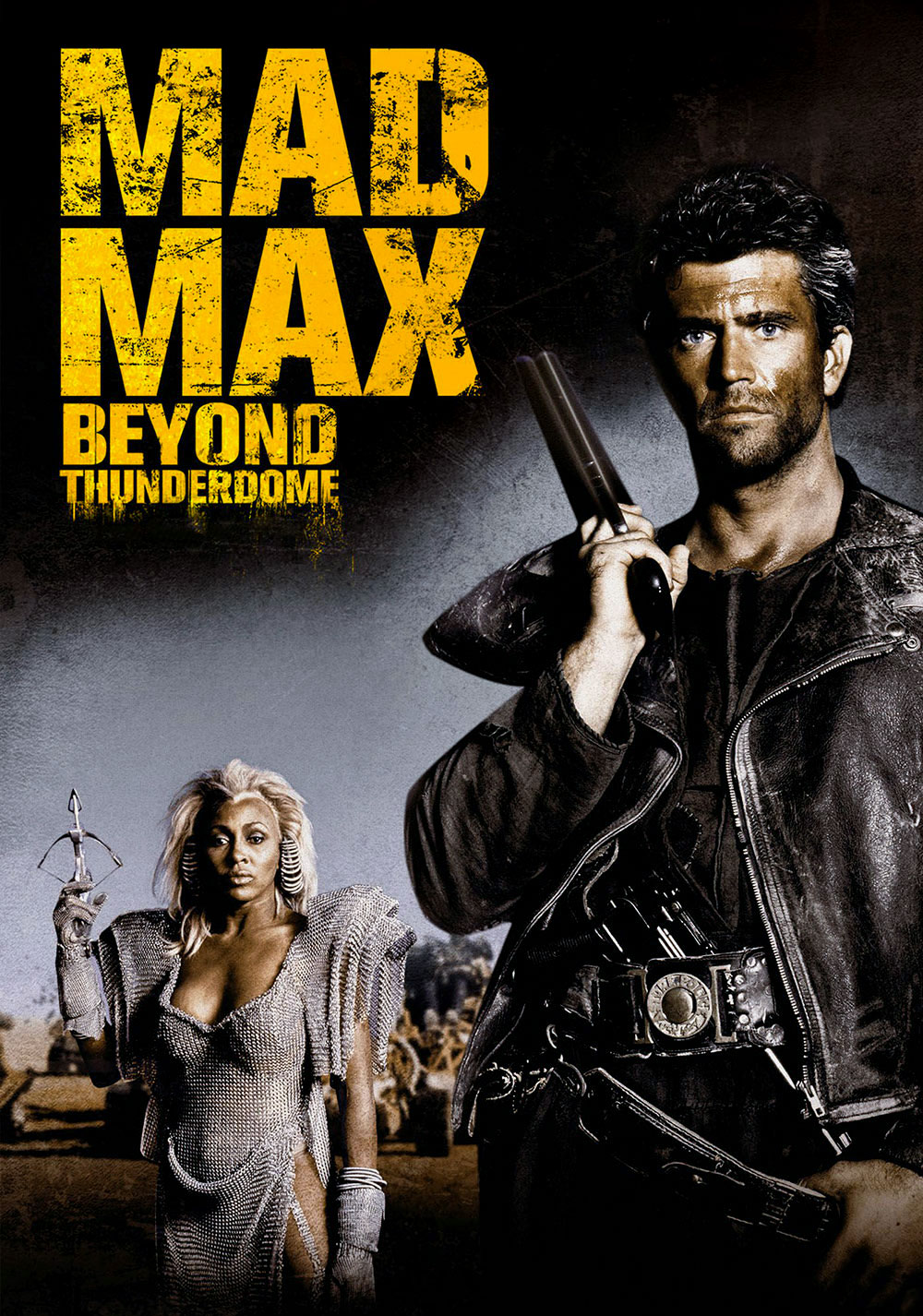 Mad Max 3 Beyond Thunderdome