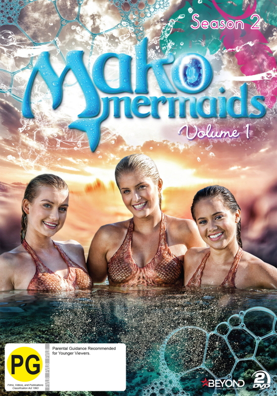 Mako Mermaids - Season 4