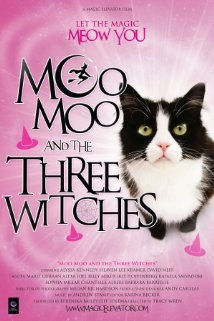 Moo Moo and the Three Witches