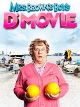 Mrs. Browns Boys Dmovie