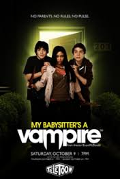 My Babysitters a Vampire the Movie