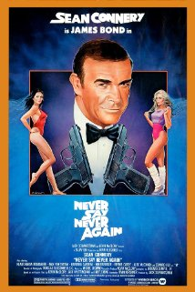 Never Say Never Again (James Bond 007)
