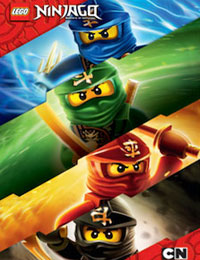 Ninjago: Masters Of Spinjitzu - Season 4