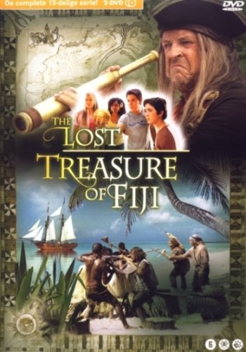 Pirate Islands The Lost Treasure of Fiji - Season 1