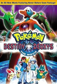 Pokemon - Destiny Deoxys