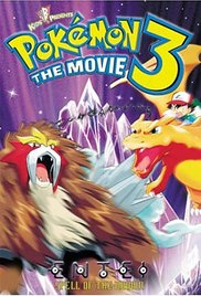 Pokemon The Movie 3 - Spell Of The Unknown