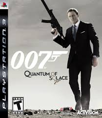 Quantum Of Solace (james Bond 007)
