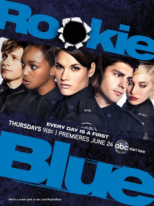 Rookie Blue - Season 1