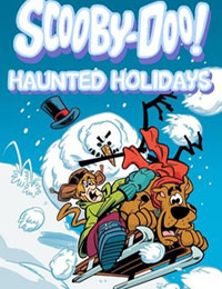 Scooby-doo Haunted Holidays