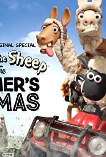 Shaun The Sheep: The Farmers Llamas