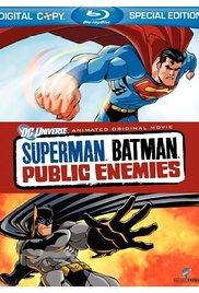 Superman Batman Public Enemies