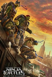 Teenage Mutant Ninja Turtles: Out of the Shadows [Russian Audio]