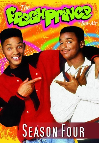 The Fresh Prince of Bel-Air - Season 4
