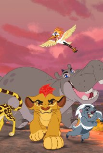 The Lion Guard - Season 1