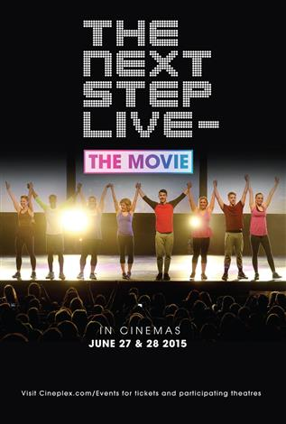 The Next Step Live The Movie