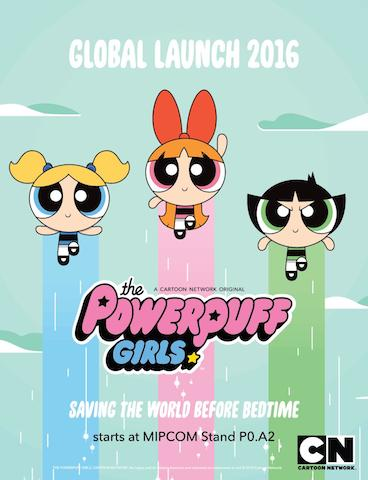 The Powerpuff Girls (2016) - Season 1