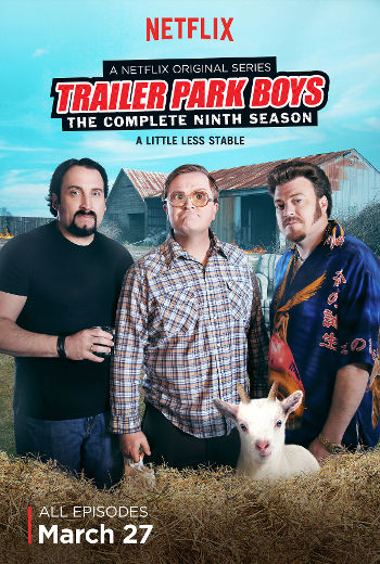 Trailer Park Boys - Season 10