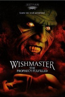 Wishmaster 4: The Prophecy Fulfilled