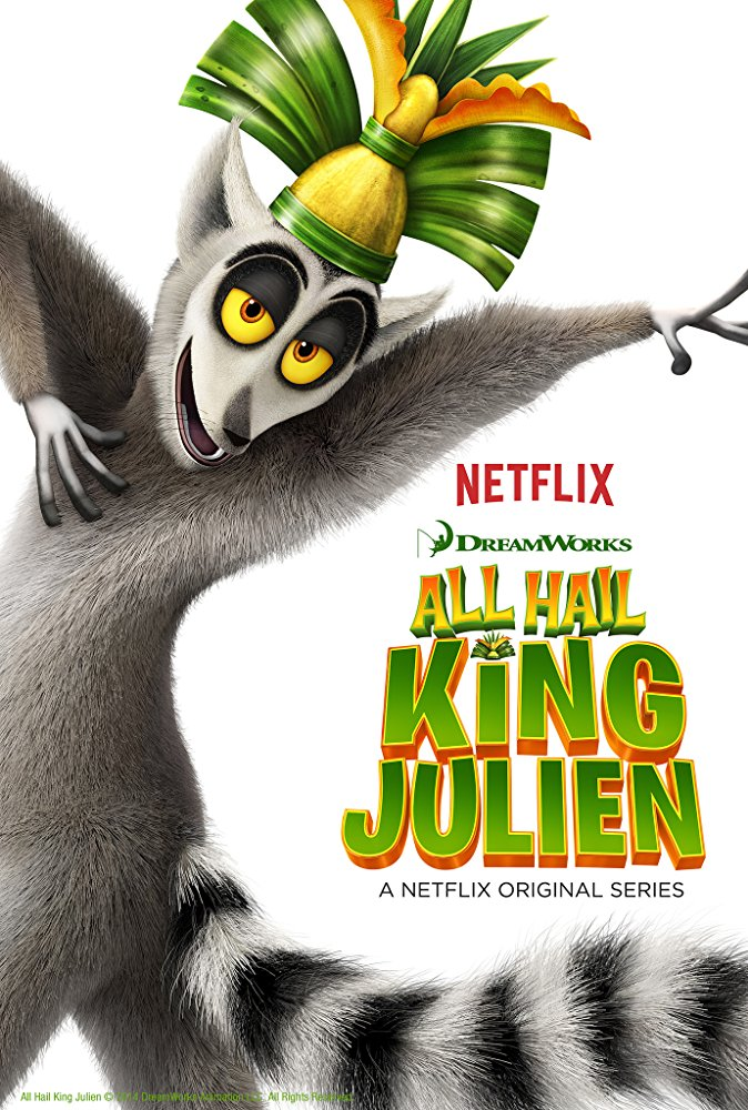 All Hail King Julien - Season 4