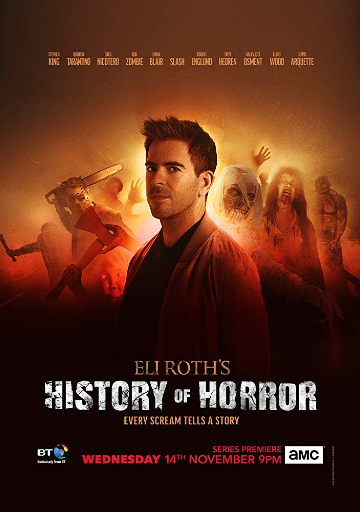 AMC Visionaries: Eli Roth's History of Horror - Season 1
