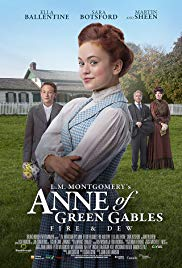 Anne of Green Gables Fire and Dew