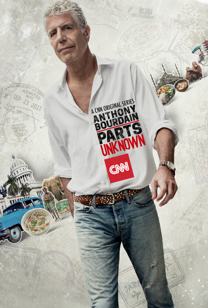 Anthony Bourdain Parts Unknown - Season 12