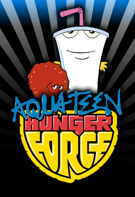 Aqua Teen Hunger Force - Season 11