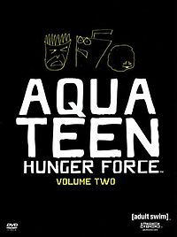 Aqua Teen Hunger Force - Season 2