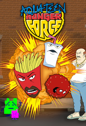 Aqua Teen Hunger Force - Season 4