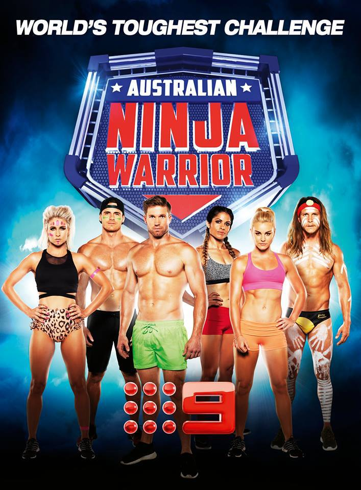 Australian Ninja Warrior - Season 2