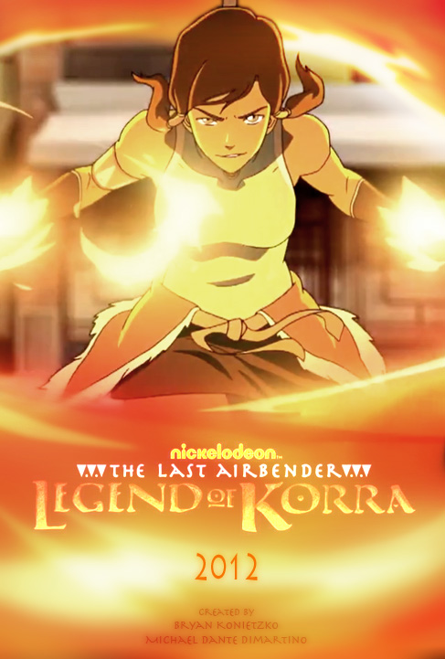 Avatar The Legend of Korra - Book 1 Air