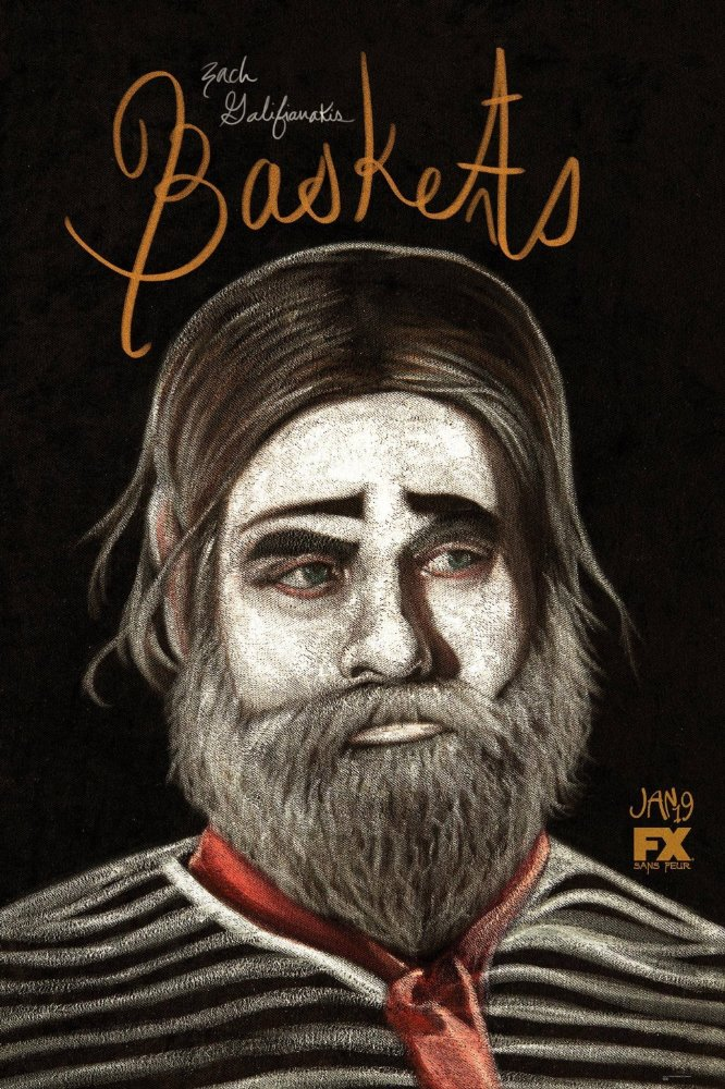 Baskets - season 2