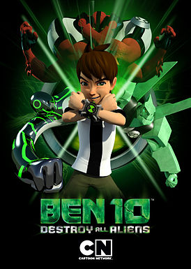 Ben 10: Destroy All Aliens