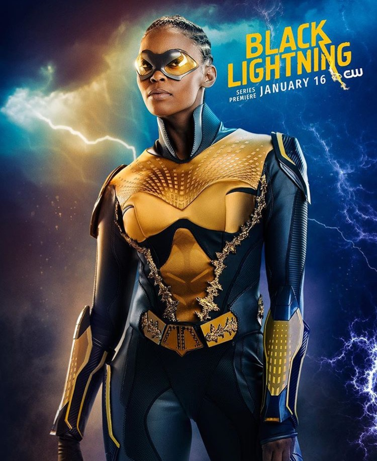 Black Lightning - Season 2