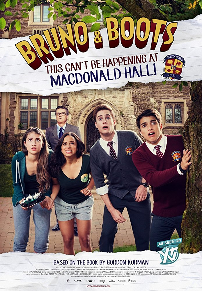 Bruno & Boots: This Can't Be Happening at Macdonald Hal